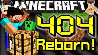 Minecraft 404 CHALLENGE Reborn in Latest Version!