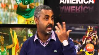 Sport America,  Interview with Zelalem Woldeyess