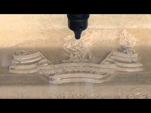 Cutting Logo LIVERPOOL  At RMUTL  Past02