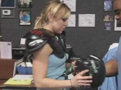 Lingerie Football League Rookie Overcomes AS, Credits Full Circle Training
