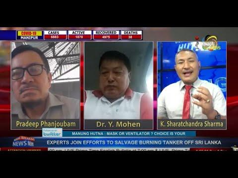 MASK OR VENTILATOR ? CHOICE IS YOUR  on Manung Hutna  06 September 2020