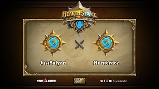 Hunterace vs Justsaiyan, game 1