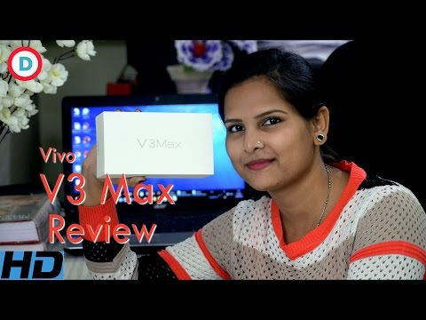 Vivo V3 Max Unboxing and Review 2016 | Hindi | Battery | Price | Specifications | Camera | Ratings