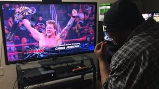 Nonton Chris Jericho WINS US Title WWE Payback 2017 REACTION Film Subtitle Indonesia Streaming Movie Download