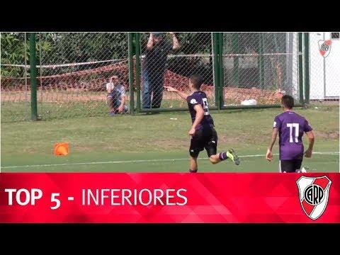 Goles de divisiones inferiores (05/04/2019)