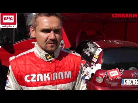 Rajdy Samochodowe - Piotr Oleksyk - Moris Cup Jahodna 2013