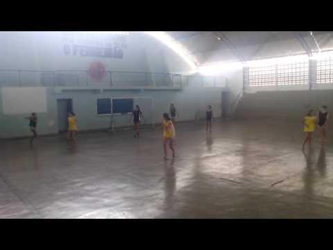 Futsal feminino São Domingos do Cariri