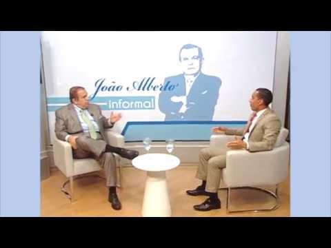 [JOÃO ALBERTO INFORMAL] Entrevista com Lupércio, prefeito de Olinda