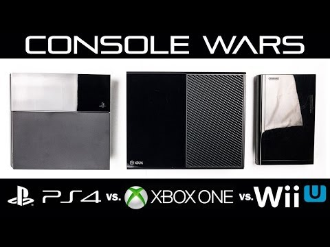 wiiu - Here is our Console war video for this generation. Hope you all like it. Follow Waj on Twitter http://bit.ly/PKP8jD Follow Majid on Twitter http://bit.ly/naP...
