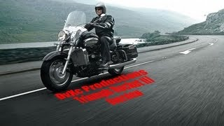 2. Triumph Rocket III Touring - Overview and Review