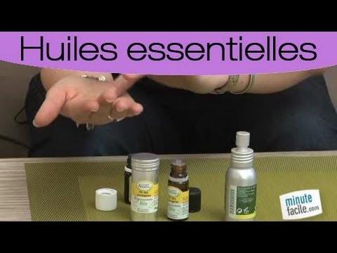 comment soigner huiles essentielles