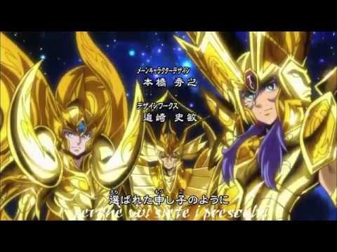 i cavalieri dello zodiaco: soul of gold sigla sub ita