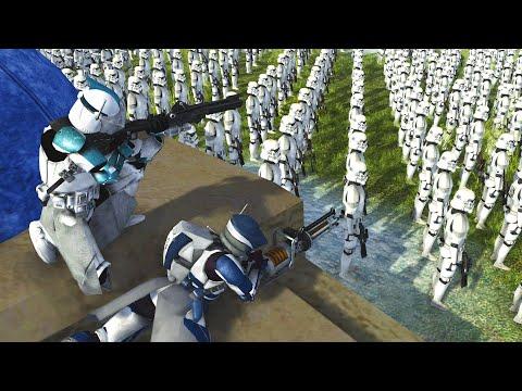 GUERRILLA WARFARE - Star Wars: Rico's Brigade S5E2