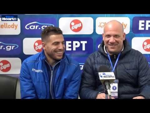 Video - Football League: Εύκολα τον Ιάλυσο η Νίκη Βόλου