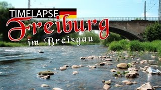 Dreisam (TIME LAPSE) - Freiburg, Germany