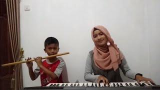 Video Ya Habibal Qolbi (sabyan) cover by Liaaprilia feat Nanda suling MP3, 3GP, MP4, WEBM, AVI, FLV Oktober 2018