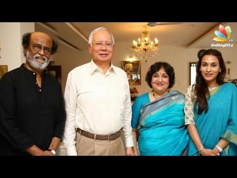 Politics behind Malaysian Prime Minister and Rajini Meeting | Latest Political News