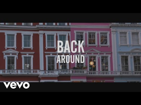 Back Around Lyric Video