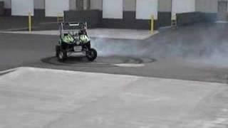 8. Kawasaki Teryx DragonFire Racing Performance Test