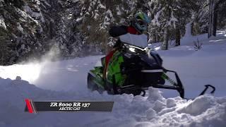 8. SLEDHEAD 24-7 | Arctic Cat ZR 8000 RR 137