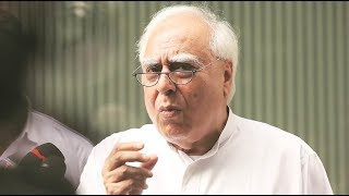 Scrap sedition law, a colonial hangover: Kapil Sibal |Congress netas stoke debate