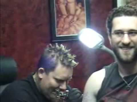 Dustin (Screech)  Diamond's Tattoo