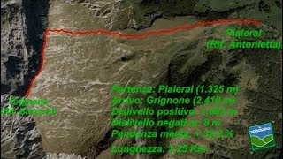 Dal Pialeral al Grignone (via invernale)