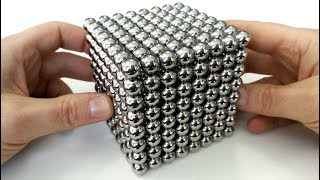 Video Playing with 512 Big Magnet Balls, Minecraft in Real Life MP3, 3GP, MP4, WEBM, AVI, FLV Mei 2018