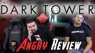 Video The Dark Tower Angry Movie Review MP3, 3GP, MP4, WEBM, AVI, FLV Juni 2018