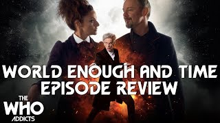 It's the start of the Series 10 finale and Matthew, Liv and Jacob are here to review World Enough and Time!