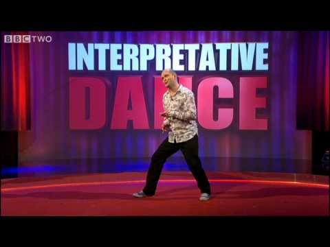 Funny Interpretative Dance: Careless Whisper - Fast and Loose Episode 1 - BBC Two