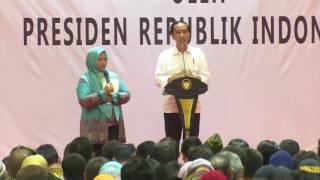 Video Kocak.. Ibu Enong Berani Menggoda Pak Jokowi pas Kuis di Bandung, bikin Ngakak MP3, 3GP, MP4, WEBM, AVI, FLV Maret 2018