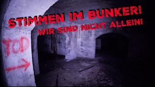 LOST PLACES - Stimmen im Bunker - sind wir allein? - Zeppelintribüne - Urbex - Project History