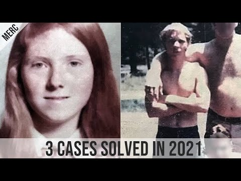 3 Cases That Were Solved In 2021