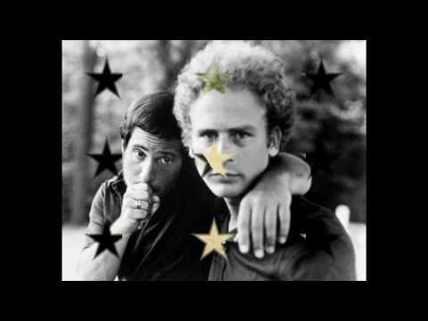 Simon & Garfunkel - The Sound Of Silence [HD]