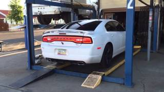 2014 DODGE CHARGER HEMI WITH POWER STICKS