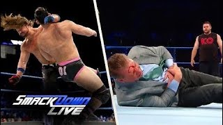 Nonton Wwe Smackdown Live 13 September 2017 Highlights Hd   Wwe Smackdown Live 9 13 2017 Reality Wrestling Film Subtitle Indonesia Streaming Movie Download