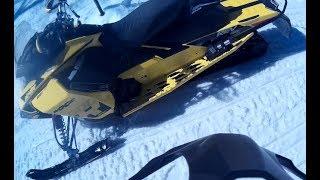 7. 2018 Ski Doo 600r First Ride!