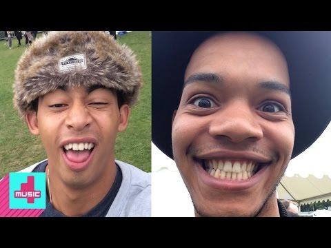 Rizzle Kicks: Selfie Wars