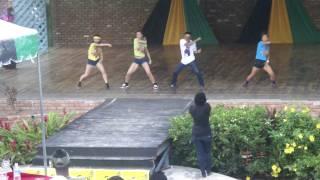I-VAN SQAD 2010world Reggae Dance Championship予選