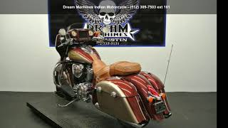 9. 2019 Indian Motorcycle® Chieftain® Classic Icon Series