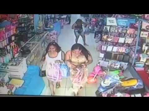 Imagens de motivação - Câmeras de segurança flagra mulheres furtando em loja de Itabuna