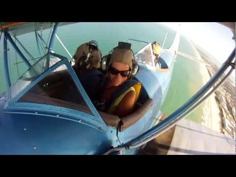 Florida Biplane Rides Cocoa Beach, Fl.  Merritt Island, Fl. Orlando, Fl. Florida Biplanes Ride!