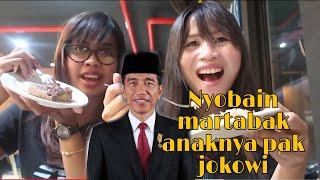 Video Nyobain martabaknya anaknya PAK JOKOWI | MARKOBAR MP3, 3GP, MP4, WEBM, AVI, FLV Juli 2019