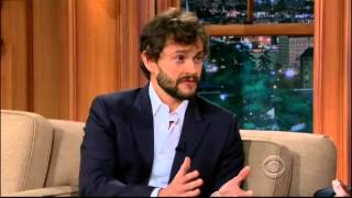 Craig Ferguson 6/11/13E Late Late Show Hugh Dancy XD