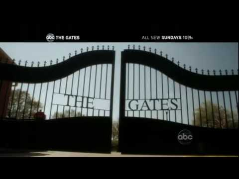 The Gates - Season 1 - All New Episodes Generic Promo #1 : Behind These Gates