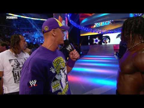 Daniel Bryan makes a surprise return to WWE at SummerSlam