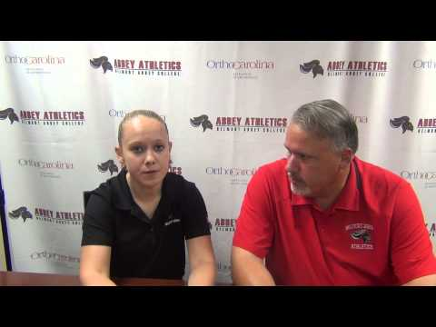 OrthoCarolina Medical Minute: Assistant Athletic Trainer Marian Wood