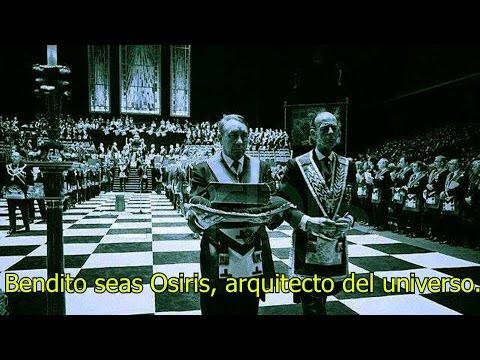 Grabación en Cámara Oculta de un Ritual ILLUMINATI (VIDEO REAL)