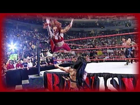 Eddie Guerrero vs. Val Venis: RAW IS WAR, Apr. 24, 2000